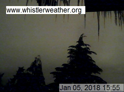 Webcam de la Estación de Esquí de Whistler / Blackcomb